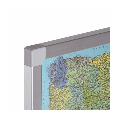 Mapa Europa base de corcho