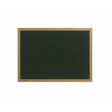 Pizarra verde con marco de madera (serie Basic Board Consumible)
