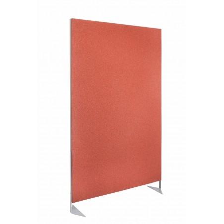 Panel acústico Lamiflex-Acustic color grana con patas Delta