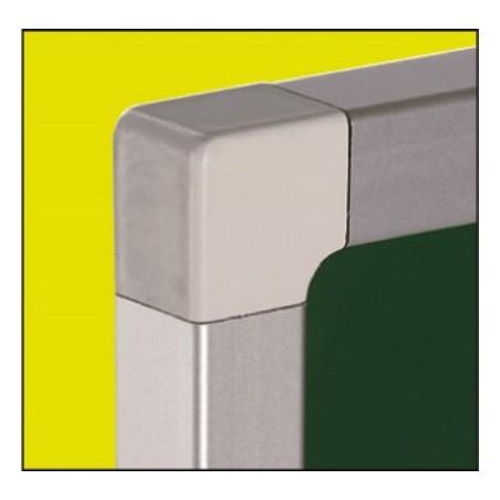 Pizarra acero vitrificado marco aluminio