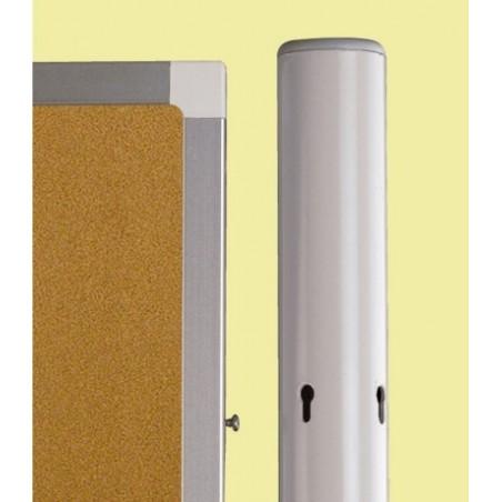 Paneles modulares de exposición (ejemplo montaje)