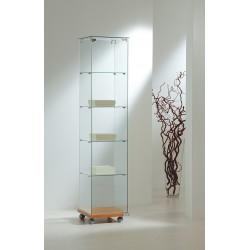 Vitrinas altura 180 cm vidrio