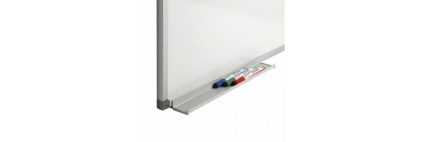 Pizarras blancas para rotuladores de pared
